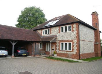 Thumbnail 3 bed detached house to rent in Gaston Lane, Upper Farringdon, Alton