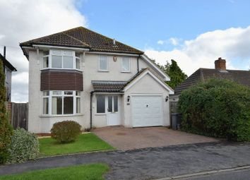 Thumbnail 4 bed detached house to rent in The Grove, Silsoe, Bedford