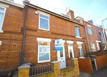 Thumbnail 3 bed terraced house for sale in Ivanhoe Road, Conisbrough, Doncaster