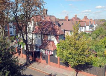Thumbnail 6 bed semi-detached house for sale in West Heath Avenue, Golders Green, London