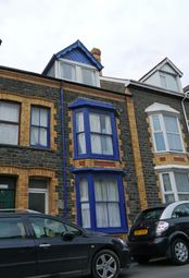 Thumbnail 6 bedroom town house to rent in High Street, Aberystwyth