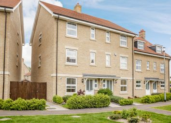 Thumbnail 3 bedroom semi-detached house for sale in Browning Close, Royston, Hertfordshire