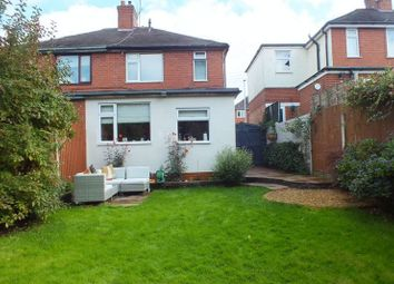 Thumbnail 2 bed semi-detached house for sale in Mornington Road, Sneyd Green, Stoke-On-Trent