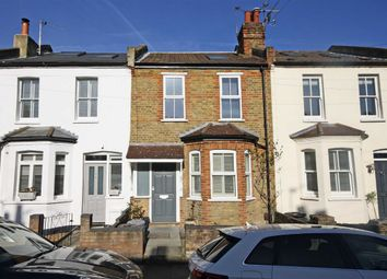 Thumbnail 3 bed terraced house for sale in Mereway Road, Twickenham