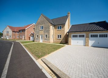 Thumbnail 4 bed detached house for sale in Plot 15, Roxbury Drive, East Harling