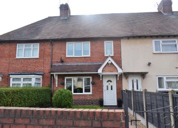 3 bed terraced house for sale in Bermuda Road, Nuneaton CV10