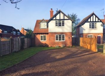 Thumbnail 4 bed detached house for sale in Station Road, Fladbury