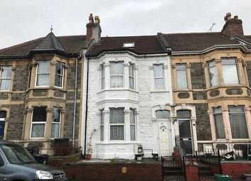 Thumbnail 3 bed terraced house for sale in Robertson Road, Bristol, Gloucestershire