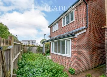 Thumbnail 5 bed town house to rent in Station Approach, Falmer, Brighton