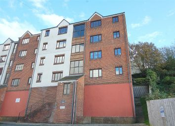 Thumbnail 2 bed flat for sale in Northesk Street, Stoke, Plymouth