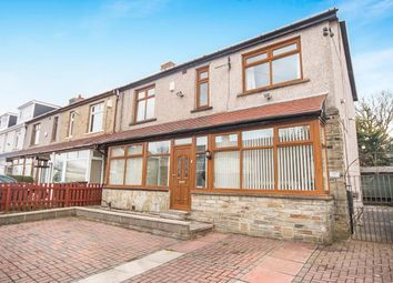 Thumbnail 4 bed terraced house for sale in Haycliffe Avenue, Bradford