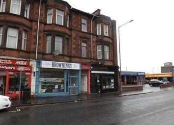 Thumbnail 1 bed flat to rent in Low Glencairn Street, Kilmarnock, Ayrshire