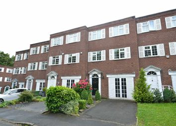 Thumbnail 4 bed town house to rent in Briarwood, Wilmslow