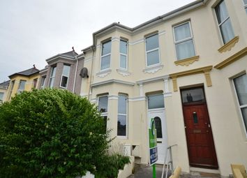 Thumbnail 2 bedroom flat for sale in Beaumont Road, St Judes, Plymouth