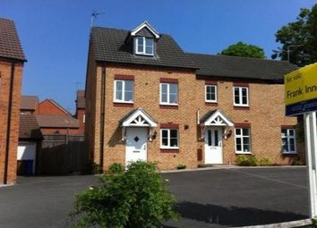 Thumbnail 3 bed property to rent in Highfields Park Drive, Derby