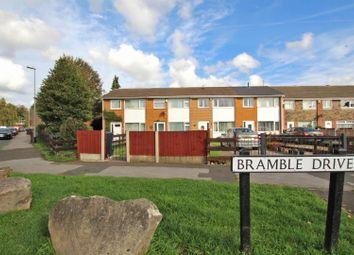 Thumbnail 3 bedroom terraced house for sale in Bramble Drive, Nottingham