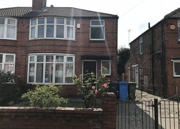 Thumbnail 5 bed semi-detached house to rent in Stephens Road, Withington, Manchester