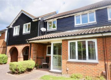 Thumbnail 3 bed terraced house for sale in Hazel Gardens, Sawbridgeworth
