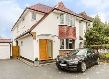 Thumbnail 4 bed detached house for sale in Lawrence Avenue, New Malden
