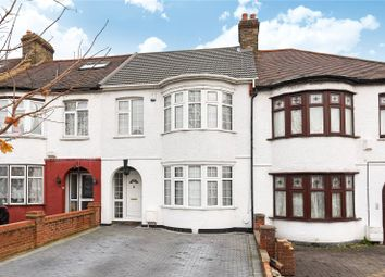 Thumbnail 3 bed terraced house for sale in Ashley Gardens, Palmers Green, London