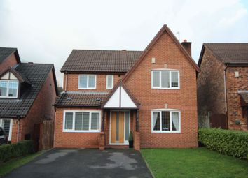 Thumbnail 4 bed detached house for sale in Claymere Avenue, Norden, Rochdale
