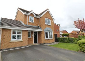 Thumbnail 3 bedroom detached house for sale in The Green, Hesketh Bank, Preston