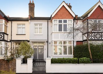 Thumbnail 4 bed property for sale in Stile Hall Gardens, London