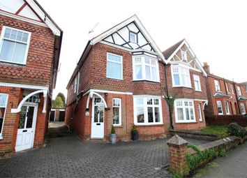 Thumbnail 3 bed semi-detached house for sale in Cranston Road, East Grinstead, West Sussex