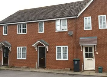 Thumbnail 2 bed town house to rent in Jasmine Gardens, Rushden