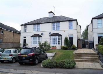 Thumbnail 4 bedroom semi-detached house for sale in Bells Hill, Barnet