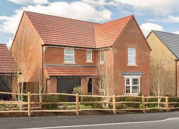 """Thumbnail 4 bedroom detached house for sale in """"Drummond"""" at Braishfield Road, Braishfield, Romsey"""