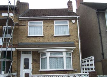 Thumbnail 3 bed end terrace house for sale in Lennard Road, Penge, London