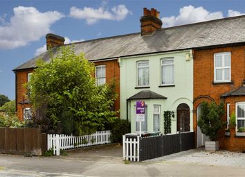 Thumbnail 2 bed terraced house for sale in Chessington Road, Epsom, Surrey
