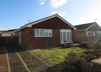Thumbnail 2 bed bungalow for sale in Raleigh Close, Eastbourne