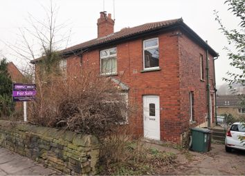 Thumbnail 3 bedroom semi-detached house for sale in Kirkstall Lane, Leeds