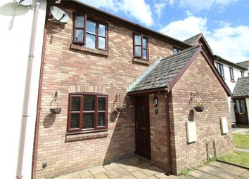 Thumbnail 3 bed terraced house for sale in Holly Lodge Close, Croesyceiliog, Cwmbran