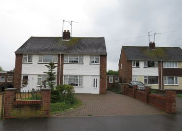 Thumbnail 3 bedroom semi-detached house for sale in Slade Close, Ramsey, Huntingdon