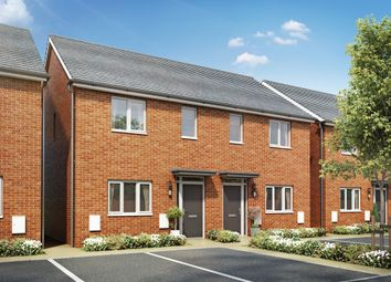 Thumbnail 4 bed detached house for sale in Great Western Way, Taunton
