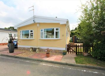 Thumbnail 2 bed mobile/park home for sale in Delamere Road, Norley, Frodsham