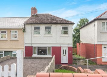 Thumbnail 2 bedroom end terrace house for sale in Andrew Road, Penarth