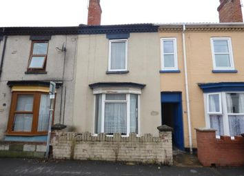 Thumbnail 3 bed terraced house for sale in St. Andrews Street, Lincoln, Lincolnshire
