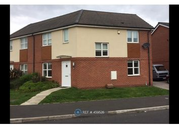 Thumbnail 3 bed semi-detached house to rent in Lockfield, Runcorn