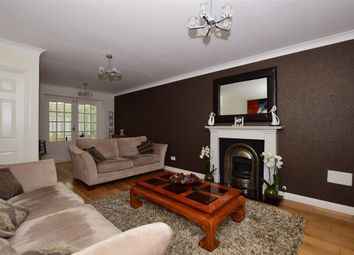Thumbnail 5 bed link-detached house for sale in Hadleigh Drive, Belmont Heights, Sutton, Surrey