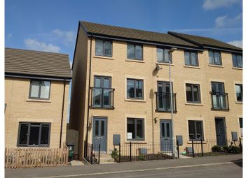 4 bed end terrace house for sale in Blackberry Road, Frome BA11