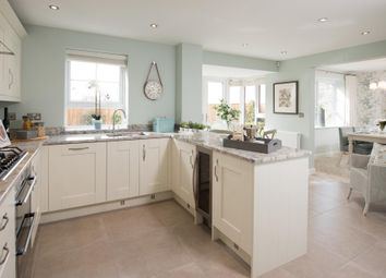 """Thumbnail 4 bed detached house for sale in """"Cambridge"""" at Station Road, Methley, Leeds"""