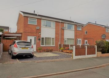 Thumbnail 3 bed semi-detached house for sale in Gwalia, Wrexham