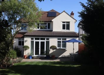 Thumbnail 4 bed detached house for sale in The Ridge, Orpington