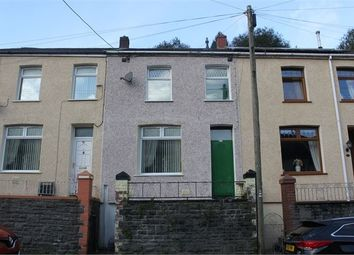 Thumbnail 3 bed terraced house for sale in Woodland Road, Tylorstown, Ferndale, Rhondda Cynon Taff.
