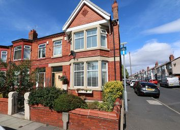 Thumbnail 3 bed end terrace house for sale in Old Chester Road, Wirral, Merseyside