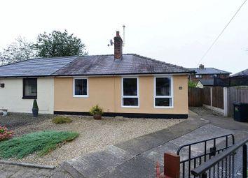 Thumbnail 3 bedroom semi-detached bungalow for sale in Peel Street, Carlisle